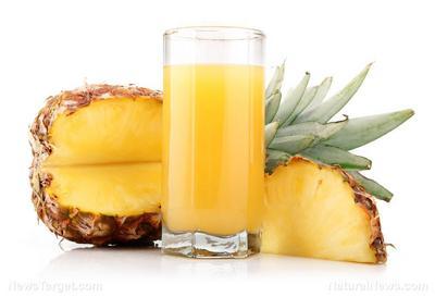 Nine health benefits of pineapples