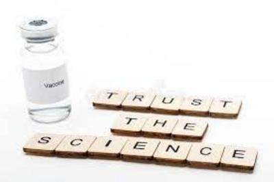 What does it mean to 'trust the science'?